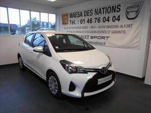 Toyota Yaris 69 VVT-i France  Occasion