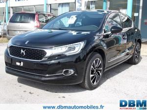 CITROëN DS4 SO CHIC PACK DETECTION CAMERA 1.6 BLUEHDI 120