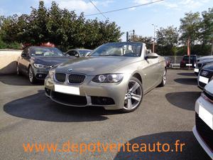 BMW Cab 330d Luxe A