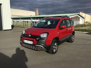 fiat panda 4x4 cross occasion cozot voiture. Black Bedroom Furniture Sets. Home Design Ideas