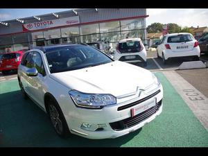 Citroen C5 CROSSTOURER HDI 160 EXCLUSIVE  Occasion