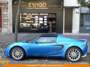 Lotus Elise Elise 1.6i 136 ch  Occasion
