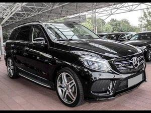 Mercedes-benz Gle 500E 4MATIC AMG-LINE  Occasion