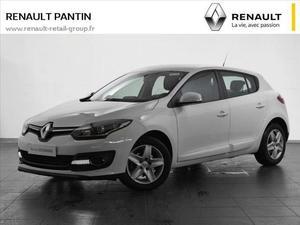 Renault Megane III dCi 110 Energy eco2 Life E Occasion