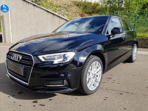 Audi A3 sportback 1.6 TDI 110 DESIGN S TRONIC GPS