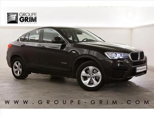 BMW X4 F26 XDRIVE20D 190CH Lounge Plus  Occasion