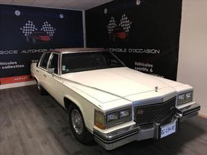 Cadillac Fleetwood brougham V8 4.1 L  Occasion