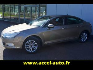Citroen C5 2.0 HDI 160 EXCLUSIVE BVA Occasion