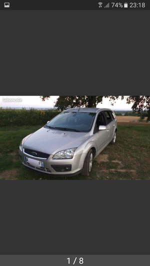 FORD Focus SW 1.6 TDCi 90 Trend
