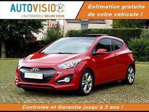 Hyundai I CRDI110 PANORAMIC SUNSATION 3P  Occasion