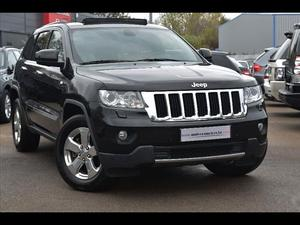 Jeep GRAND CHEROKEE 3.0 CRD241 V6 FAP LIMITED  Occasion