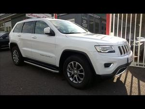 Jeep GRAND CHEROKEE 3.0 V6 CRD 250 LIMITED BVA  Occasion