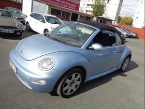 Volkswagen BEETLE CAB  NEW BEETLE  Occasion