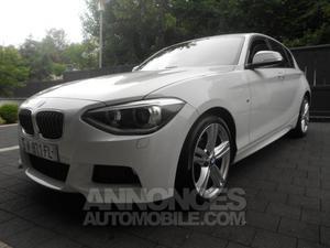 BMW Série I M SPORT blanc alpin