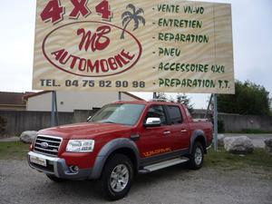 FORD RANGER 3.0 TDCi 156 DOUBLE CAB WILDTRAK 4X4