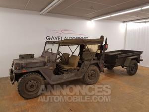 Jeep Willys MUTT vert