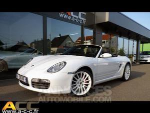 Porsche Boxster  DESIGN EDITION 2 blanc