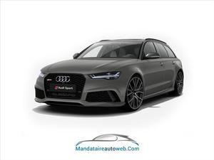 Audi RS6 AVANT 4.0 V8 TFSI 605 PERFORMANCE QTO TIP