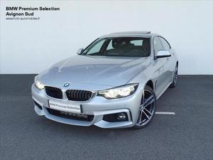 BMW SÉRIE 4 GRAN COUPÉ 430DA XDRIVE 258 M SPORT