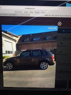 BMW X5 xDRIVE 30d 245ch N1 SAV EXCLUSIVE A
