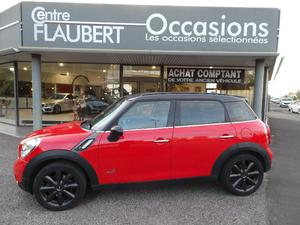 MINI Countryman COOPER S 184CH PACK RED HOT CHILI ALL4