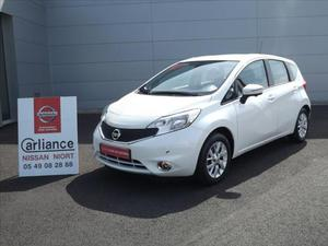 Nissan NOTE 1.5 DCI 90 CONNECT FAMILY  Occasion