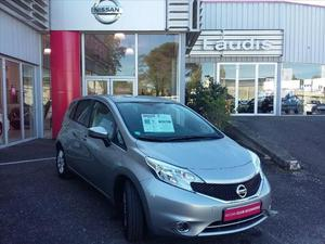 Nissan NOTE  N-CONNECTA FAMILY E Occasion