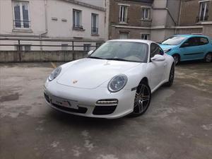 Porsche Porsche 911 type  CARRERA 4S