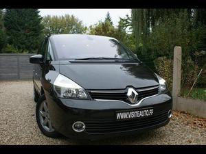 Renault Grand Espace iv 2.0 DCI 150CH FAP INITIALE BVA