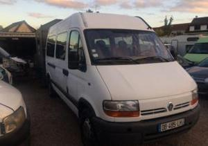 Renault Master 2.2 DCI 100 CV d'occasion