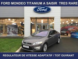 Ford MONDEO 2.0 TDCI 140 FAP TITANIUM 5P  Occasion