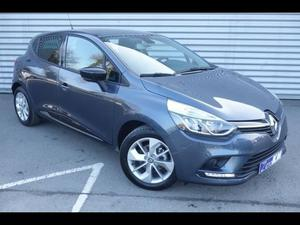 Renault Clio iv 0.9 TCE 90CH LIMITED DELUXE 5P  Occasion