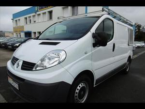 Renault Trafic ii fourgon L1H1 2.0 DCI 90 CV CONFORT 1T2