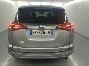 Toyota Rav4 HSD AWD SILVER EDITION  Occasion