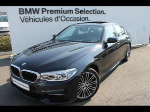 BMW 520 xDrive 190ch Berline M Sport  Occasion
