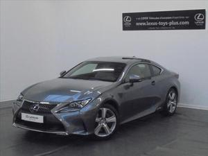 Lexus Rc H COUPE LUXE 18' TO