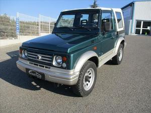 Suzuki Samurai cabriolet CH BACHE STANDARD