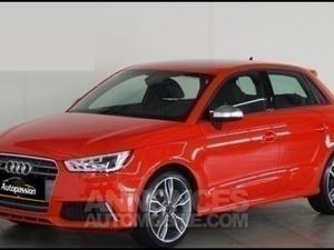 Audi S1 Sportback 2.0 TFSI 231 Quattro Gps Xénon BOSE rouge