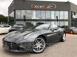 Ferrari California T 3.9L V gris silverstone metal