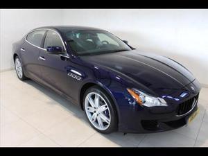 Maserati Quattroporte VI 3.8 V SPORT GTS  Occasion