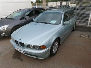 BMW SÉRIE 5 TOURING 525D 163 PACK LUXE  Occasion
