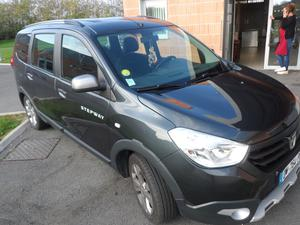 DACIA Lodgy dCI  places Stepway E6