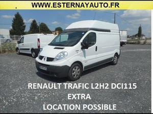 Renault Trafic ii fg TRAFIC L2H2 DCI115 EXTRA  KM