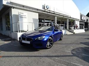 BMW M6 CABRIOLET 560CH  Occasion