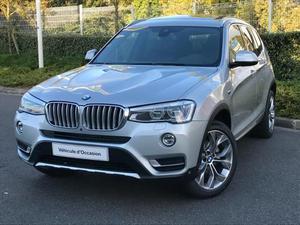 BMW X3 XDRIVE35DA 313 XLINE  Occasion