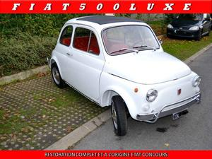 FIAT 500 L LUXE