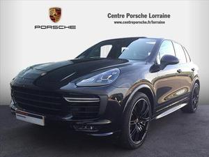 Porsche CAYENNE  GTS  Occasion