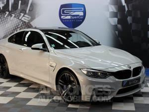 BMW M4 3.0l DKG 7 blanc nacrée mineralweiss (lk