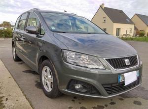 SEAT Alhambra 2.0 TDI 140 FAP CR Start/Stop Style 5pl