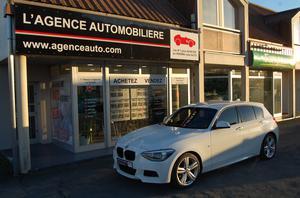 BMW Série dA 143 ch M Sport 5p Gtie